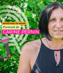 Portrait de Carine Pernin, retour sur la formation