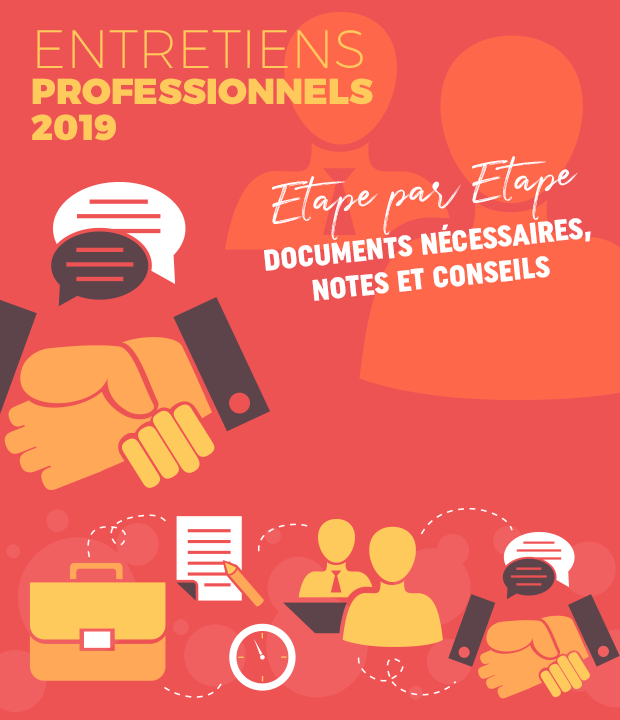 Entretiens professionnels 2019