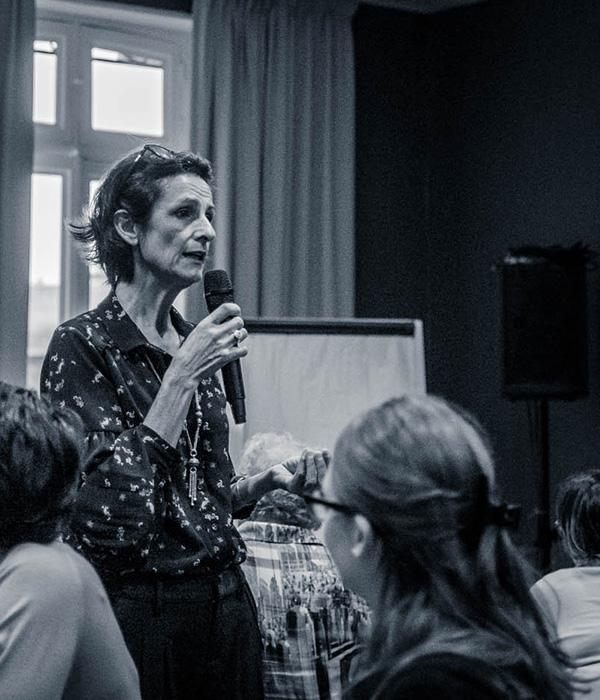 INTERVIEW : Murielle NIQUE, animatrice du séminaire global du CDG88 de 2019