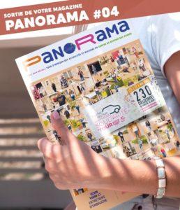 PanoRama #4 vient de sortir ! Consultez-le dans cet article !