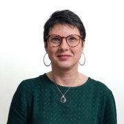 Séverine Godenir, gestionnaire administrative