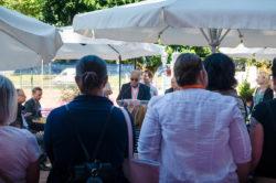 Discours ouvrant les échanges RH 2019 par M. Balland