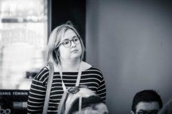 Mme Cyrielle Merstorf, chargée de publication au CDG88