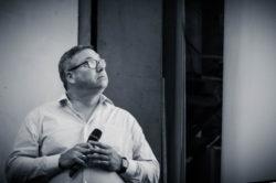 M. Raphaël Hans, intervenant lors de la conférence de 2H sur le thème : « le manager du futur : êtes-vous prêts? »