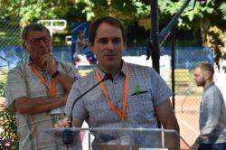 Discours de M. Scheer pour l'ouverture du colloque de juillet 2019