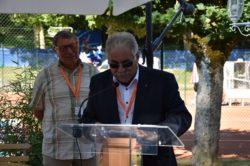 Discours d'ouverture de M. Balland, président élu du CDG88