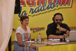 Intervention de Mme Anais Hayot à Magnum la Radio avec l'animateur M. Fred Meunier