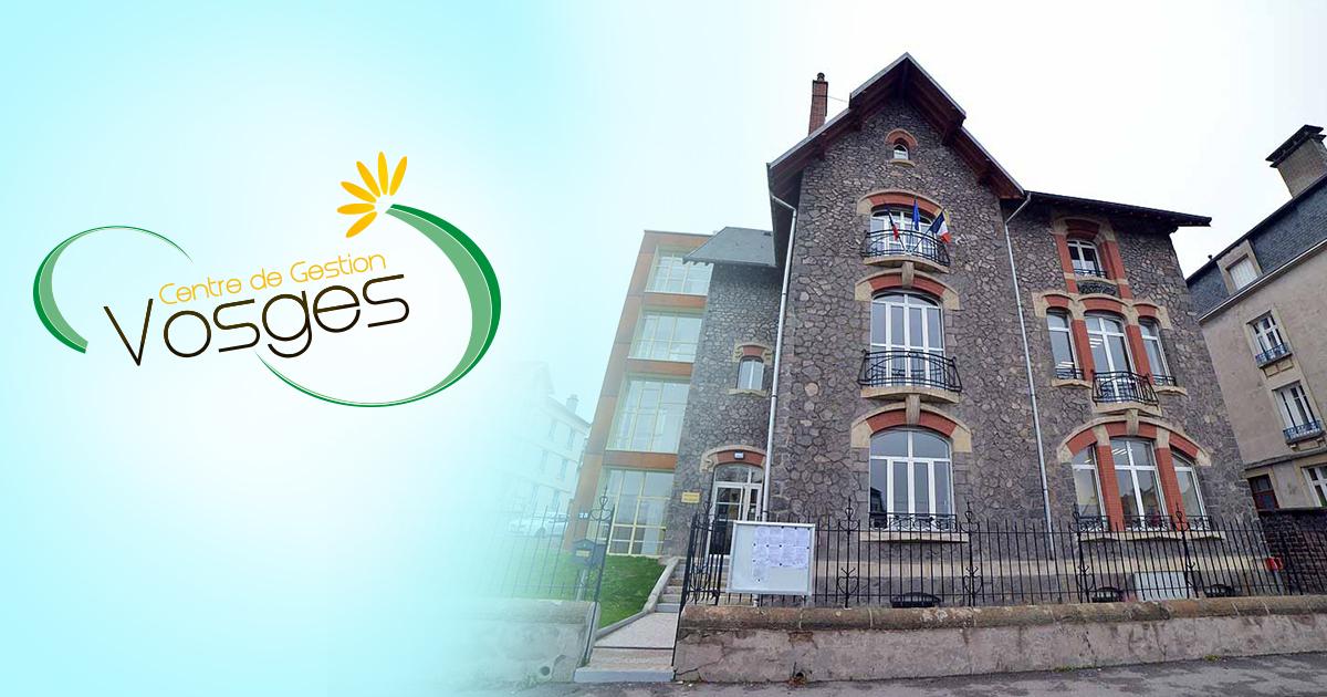 Calendrier Cnracl 2020.Le Centre De Gestion Des Vosges Cdg 88