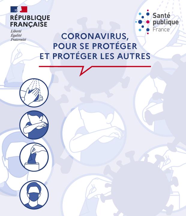 Mise à jour 16 mars : CORONAVIRUS (COVID-19) : Informations aux collectivités et agents vosgiens