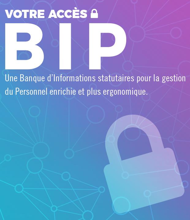 Accès à la base de données «B.I.P»