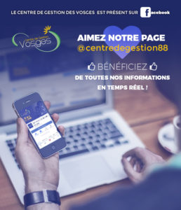 Le CDG88 est sur Facebook! Rejoignez-nous!