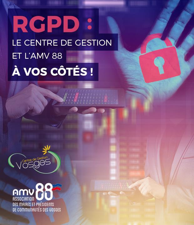 RGPD : les documents d'adhésion sont disponibles!