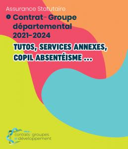 Assurance statutaire 2021-2024 : toutes les infos sur notre site !