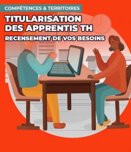 Commission de titularisation des apprentis TH par le CDG88 : recensement des collectivités intéressées